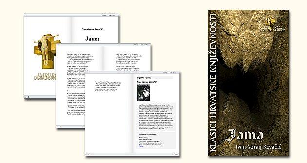 Digitalne Knjige Jama Ivan Goran Kovacic