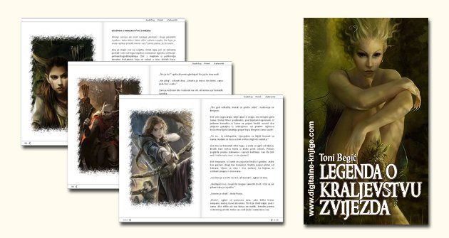 Digitalne knjige -